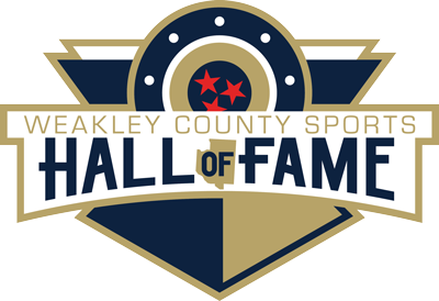 Weakley County Sports Hall Of Fame Logo